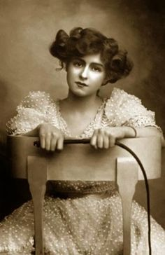 ÓPERA BRASILEIRA: SIDÉRIA, de AUGUSTO STRESSER: BELLE ÉPOQUE - A MAQUIAGEM EM 1909 - 1912