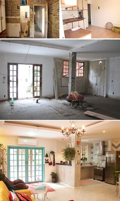 The Best 2019 Interior Design Trends - Interior Design Ideas House Makeovers, Apartment Guide, Beautiful House Plans, Studio Apartment Decorating, Paint Colors For Living Room, Industrial House, Home Decor Bedroom, Home Interior Design, Home Remodeling