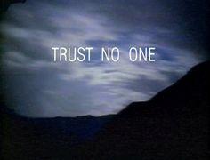 ♥◘♥No confíes en NADIE!!