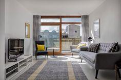 Emulsion transforms London Barbican Estate apartment