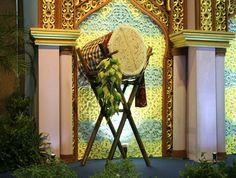Bedug Decoration