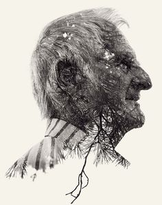 In-camera multiple exposures using a DSLR. By Christoffer Relander