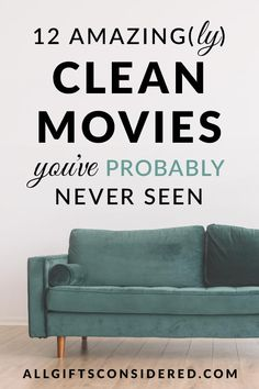 12 Amazing(ly Clean) Movies You've Probably Never Seen Top Movies To Watch, Netflix Movies To Watch, Movie To Watch List, Best Family Gifts, Prime Tv, Period Drama Movies, Manners For Kids, Movies Worth Watching, Wine Quotes