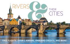 Cruise Planners Weekly Travel Deals - Enjoy savings from Viking River Cruises, Crystal River Cruises, Uniworld Boutique River Cruise Collection, Avalon Waterways, Tauck River Crusing, and AmaWaterways