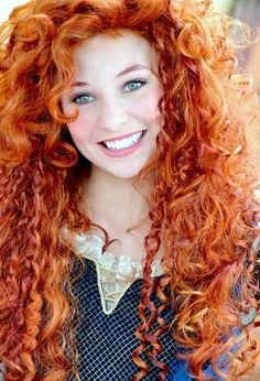<3 I PERSONALLY LOVE CURLS ON REDHEADS, THEY LOOK AMAZING <3 CURLY HAIRSTYLES FOR WOMEN <3 45 Stylish Curly Hair Hairstyles For Women In Love With Sophistication