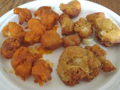 Fried garlic poppers def making these too! Mmmmmmmm...