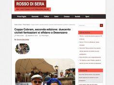 Coppa Cobram - ROSSODISERA.INFO - Coppa Cobram seconda edizione: duecento ciclisti fantozziani si sfidano a Desenzano