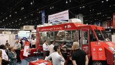 The NRA Show is a must-go event in the food service industry. Nra News, Restaurant Trends, Meals On Wheels, Blog Images, Food Service, Food Truck, New Trends, Bring It On, New Fashion
