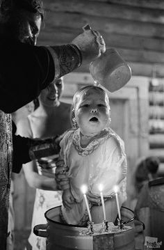 """""""Baptism"""" photographed in Russia by Alex Myakishev"""