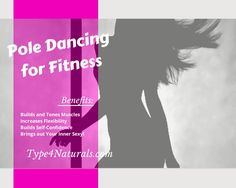 Pole Dancing for Fitness #Fitness #PoleDancing