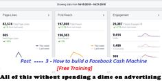 Post #3 of 3 -How to convert Facebook friends into customers: In our first two posts I showed you:   How to build a network of targetedFacebook friends   You have new Facebook friends, now what?    In this post I will show you how to get your Facebook friends and connections to