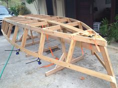 This site documents the boat building process that we followed to build our wooden boat on St. Croix.