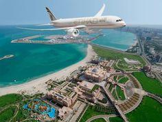 B-787-9 Dreamliner de Etihad Airlines