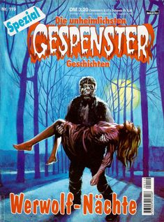 Gespenster Geschichten Spezial #119 - Werwolf-Nachte