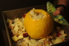 The Life and Oh-so-Delicious Death of a Pumpkin