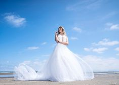Top quality bespoke dresses for all occasions- weddings, first communion, christening, evening dresses, debs. Handmade Wedding Dresses, Wedding Dress Styles, Irish Beach, Communion Dresses, Everyday Dresses, Lace Flowers, Occasion Dresses, Dressmaking, I Dress