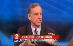 Howard Dean: 'If We Go Over The Cliff, Then The President Has A Lot More Leverage'