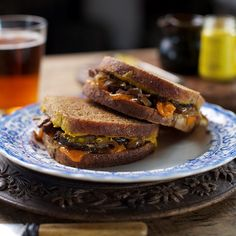 The Stratford Melter Belter (beef roast and a great bread recipe)