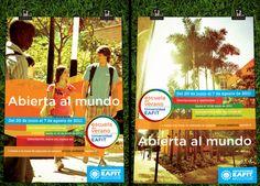 Escuela de Verano EAFIT by Masif , via Behance