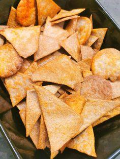 Nacho Chips, Tortilla Chips, Keto Lasagna, Butter Chicken, Nachos, Lchf, Snack Recipes, Health Fitness, Gluten