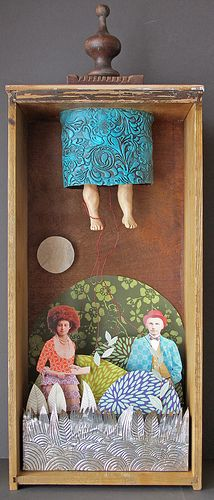 julie liger-belair: creation