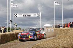 2011 Citroën DS3 WRC