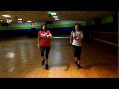 New routine to Mama's Broken Heart by Miranda Lambert