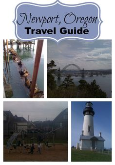 Newport, Oregon is a fairly decent size beach town in Oregon about 3 hours from Portland, Oregon. We spent spring break there one year and did all kinds of fun stuff. Since then we've been back a f...