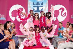 L'experience Barbie Royal Caribbean International #RoyalCaribbean #Cruises #Croisiere #Navire #RCI #Barbie