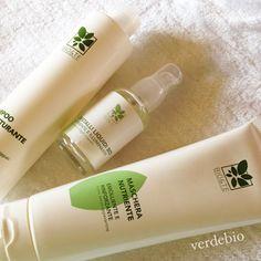 #Review Bio e Te Cosmetics Cristalli Liquidi BIO Shampoo Ristrutturante e Maschera Nutriente | È verde? - App sui Cosmetici BIO