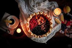 Four Flavoured Pie Happy Day, Food Photography, Pie, Torte, Cake, Fruit Cakes, Pies, Cheeseburger Paradise Pie, Pot Pie