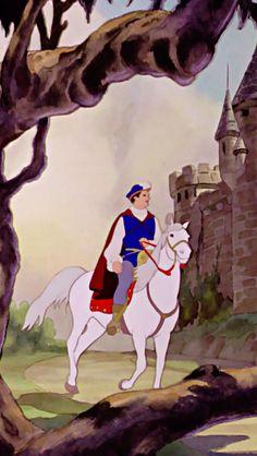 *PRINCE FLORIAN ~ Snow White, 1937