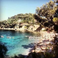 Paloma Beach, French Riveria - I wanna go here - http://bargainprinting.com.au/