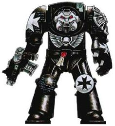 Black Templar space marine W40kTerminator