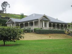 General 5 — Villa Homes Australian Country Houses, Australian Homes, Southern Style Homes, Superior Homes, Classic House Exterior, Weatherboard House, Building A New Home, Build Your Dream Home, New Builds