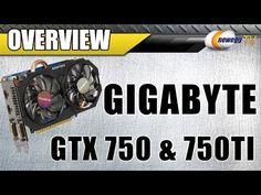GIGABYTE GeForce GTX 750 & 750 Ti Video Card Overview - Newegg TV - http://cpudomain.com/graphics-cards/gigabyte-geforce-gtx-750-750-ti-video-card-overview-newegg-tv/