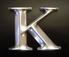 k | Letter K | 3D Letters and 3D Logos