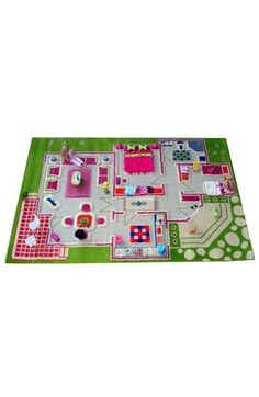 LUCA AND CO 'Playhouse' Play Rug available at #Nordstrom