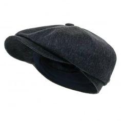 Stetson Hatteras Tyrolean Loden E Charcoal 6840104 3 Mens Newsboy Hat, Navy Flats, Baby Boy Hats, Gatsby Style, News Boy Hat, African American Men, Flat Cap, Harris Tweed, Fashion Flats