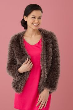 Fur Jacket (Knit)