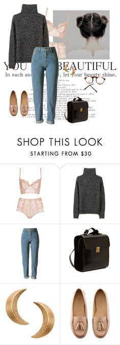 """Sans titre #1081"" by alika14 ❤ liked on Polyvore featuring Isabel Marant, WithChic, Kelsi Dagger Brooklyn and London Road"