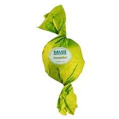 Cucumber Bath Bombs fizz, swirl and twirl around while keeping your skin moisturized with Shea Butter, Cocoa Butter and Sunflower Oils by Salus.