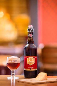 Cerveza Chimay Roja – Auténtica cerveza trapense - Cerveza belga