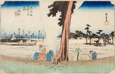 Utagawa Hiroshige (1797-1858), Auction 1034 Lot 1108