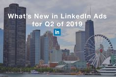 Discover What's New in LinkedIn Ads for of automated bidding, conversion optimization, creating similar audiences, and much more. Read the article! Linkedin Advertising, Willis Tower, Blog, Ads, Marketing, Reading, Travel, Advertising, Viajes