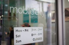 Mobile City Services comes to Harlem, opened in October at 1469 Fifth Avenue
