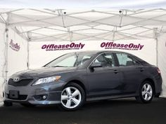 Toyota Camry SE 2011 I4 2.5L/152 http://www.offleaseonly.com/used-car/Toyota-Camry-SE-4T1BF3EK3BU148900.htm?utm_source=Pinterest_medium=Pin_content=2011%2BToyota%2BCamry%2BSE_campaign=Cars