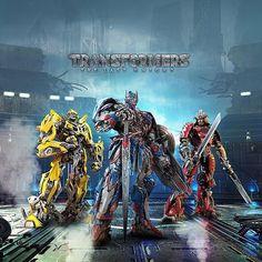 Autobot Trio. #transformers #transformers5 #autobots | Repost: @tf.aliq8305