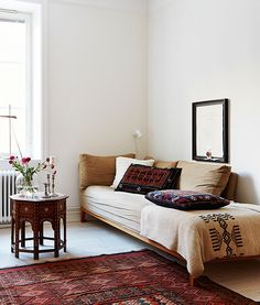 Cozy Bed Inspiration - Fall Bedroom Ideas For Cold Nights - Home Decor İdeas Cozy Bed, Home And Living, Bedding Inspiration, Fall Bedroom, Bed, Home, Cozy Living Rooms, Single Bed, Room