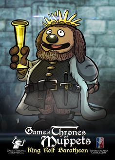 Game of Thrones x Muppets Mashup